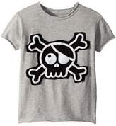 Nununu Skull Patch T-Shirt Boy's T Shirt