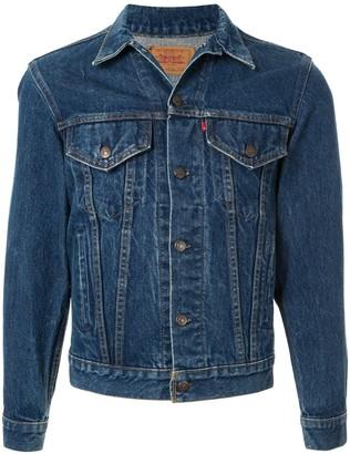Levi's 1980s Levis 70506 denim jacket