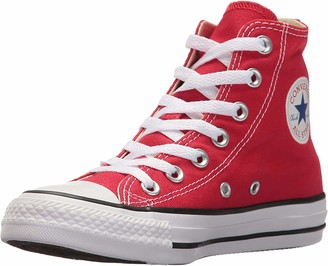 Converse Chuck Taylor All Star Hi Unisex Kids Trainers Red (Red/Red) 10 Child UK (27 EU)