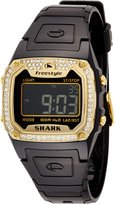Freestyle Men's Shark FS84937 Digital Polyurethane Quartz Watch