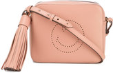 Anya Hindmarch Smiley cross-body bag - women - Leather - One Size