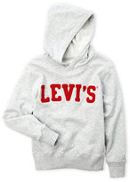 Levi's Boys 8-20) Embroidered Terry Knit Logo Hoodie