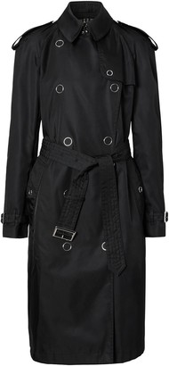 Burberry Press-Stud Detail Trench Coat