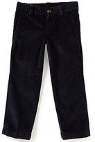 Brooks Brothers Little/Big Boys 4-20 Embroidered Corduroy Pants