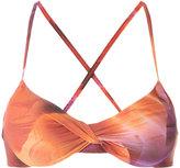 Lygia & Nanny - bikini top - women - Polyamide/Spandex/Elastane - 40