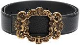 Dolce & Gabbana frame buckle belt