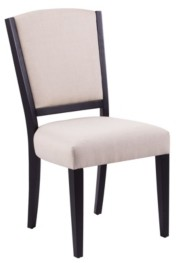 Southern Enterprises Quade Upholstered Dining Chairs 2 Piece Set