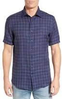 Rodd & Gunn Men's Savill Linen Blend Sport Shirt