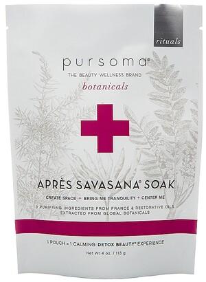 PURSOMA Apres Savasana Bath Soak