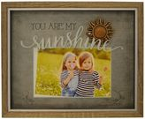 """New View You Are My Sunshine"""" 5.5"""" x 3.5"""" Shadowbox Frame"""