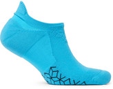 Nike Elite Cushioned Dri-fit Tennis Socks - Blue