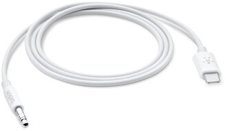 Belkin RockStar 3.5mm Audio Cable with USB-C Connector - white