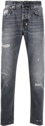 PRPS Distressed Slim-Fit Jeans