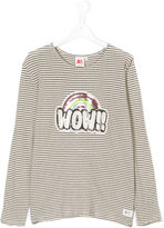 American Outfitters Kids sequinned wow top