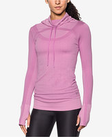 Under Armour Threadborne Seamless Funnel-Neck Long-Sleeve Top