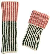 Bobo Choses Two-Tone Fingerless Gloves