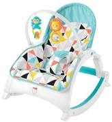 Fisher-Price Newborn-to-Toddler Portable Rocker - Windmill