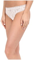DKNY Intimates Signature Lace Thong 576000