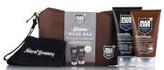 ManCave Shave Wash Bag - 4 Piece Gift Set