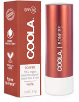Coola Mineral Liplux SPF 30 - Bonfire by 0.15oz Lip Balm)