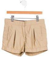 Stella McCartney Girls' Mid-Rise Mini Shorts w/ Tags