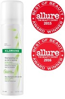 Klorane Gentle Dry Shampoo With Oat Milk - Aerosol 3.2 fl oz