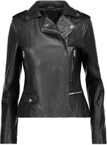 Muu Baa Muubaa Vila leather biker jacket
