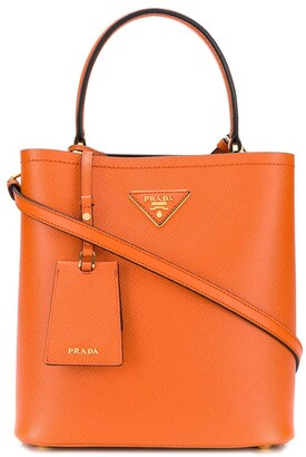 Prada Top Handle Tote