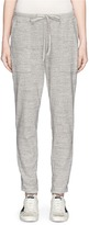 James Perse Drawstring cotton sweatpants
