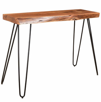 Worldwide Homefurnishings Worldwide Home Furnishings Nila Console Table