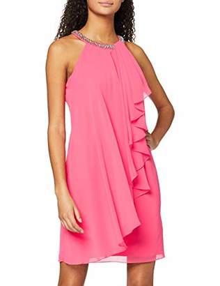 Laona Women's LA11808 Dress, Shell Pink, (Size of : S)