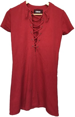 Reformation Red Cotton Dresses