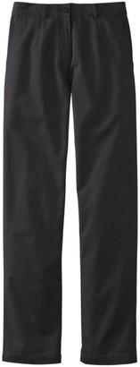 L.L. Bean Women's Wrinkle-Free Bayside Pants, Original Fit Comfort Waist