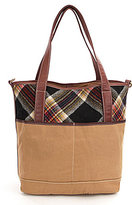 Pendleton National Park Collection Manly Plaid Tote