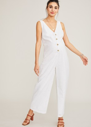 Hatch The Eyelet Cassie Jumpsuit