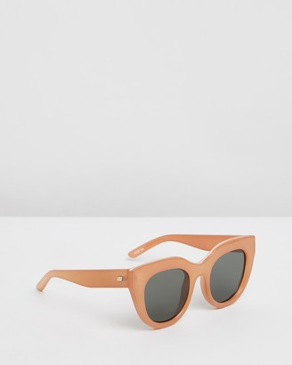Le Specs Women's Brown Oversized - Air Heart - Size One Size at The Iconic