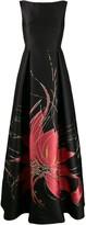 Talbot Runhof Bobbette gown