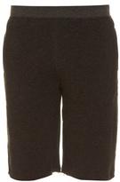 Atm Slip-on Cotton-blend Shorts