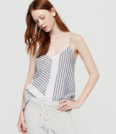 Lou & Grey Stripeout Cami