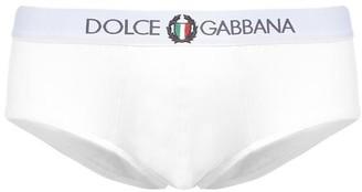Dolce & Gabbana Brando Logo Briefs