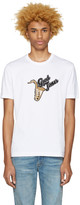 Dolce & Gabbana White 'Good Times' T-Shirt