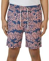 Barney Cools Amphibious Floral Swim Trunks