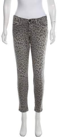 7e8fe7a20beb Grey Leopard Jeans - ShopStyle