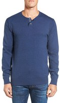 Rodd & Gunn Men's 'Mt Smart' Henley Sweater