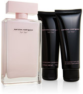 Narciso Rodriguez For Her 3-Piece Fragrance Gift Set
