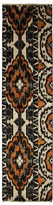 "Bloomingdale's Ikat Collection Oriental Rug, 2'7"" x 10'5"""