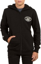 Volcom Boy's Supply Stone Zip Hoodie