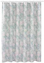 Lauren Conrad Meadow Fabric Shower Curtain