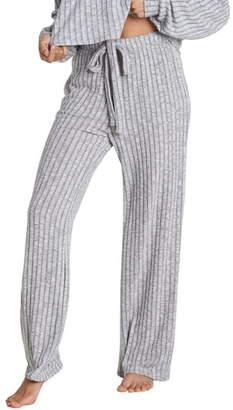 Billabong Want It All Ribbed Wide Leg Pants