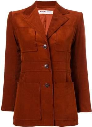 Saint Laurent Pre-Owned 1970's Rive Gauche corduroy jacket